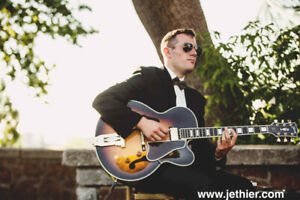 Jazz band in Montreal - weddings and corporate