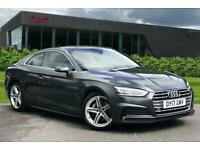 2017 Audi A5 Coup- S line ultra 2.0 TDI 190 PS 6-speed Coupe Diesel Manual
