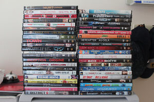 LOT of 43 Leftover DVD PACKAGE - Need Gone ASAP <Very Cheap!>
