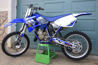 YZ 125 in excellent condition
