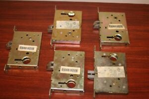 Schlage #L9010 Mortise Lock Body - 5 of them - used - $30 EACH