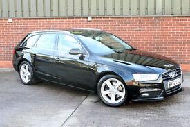 Audi A4 Avant 2.0TDI Avant SE Technik - 2012 62 Reg - £30 A Year Road Tax -