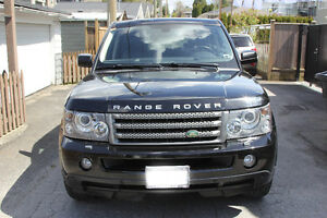 In Mint condition 2007 Range Rover Sport  HSE