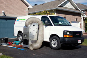 Residential duct cleaning - clean your vents before you move in!
