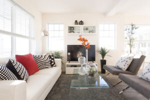 New BRIO 3 Bedroom Townhome Apartment : MOVE IN READY!!