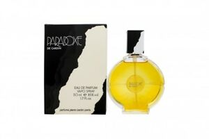 PIERRE CARDIN PARADOXE EAU DE PARFUM 50ML SPRAY - WOMEN'S FOR HER. NEW