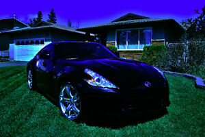 2012 Nissan 370Z Coupe (2 door)