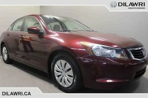 2009 Honda Accord Sedan LX at
