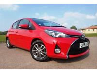 Toyota Yaris 1.33 VVT-i ( 99bhp ) CVT Automatic Petrol