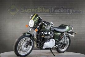 2016 16 TRIUMPH THRUXTON - NATIONWIDE DELIVERY AVAILABLE