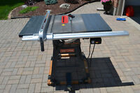 "Craftsman 10"" Stationary Table Saw"