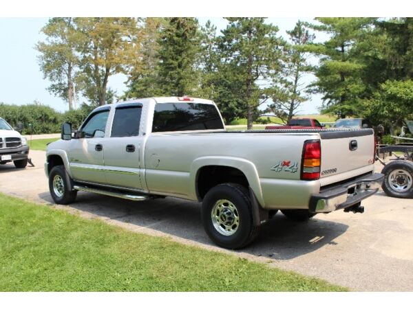 Used 2007 GMC Sierra 2500
