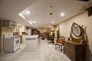Basement Apartment in Woodbridge / Vaughan