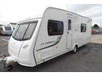 2012 Lunar Clubman SE TOP OF THE RANGE FIXED BED END WASHROOM