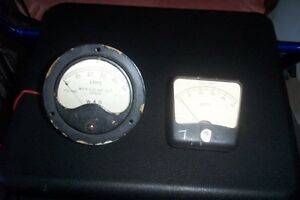 HAM OR CB METERS OR ANY ELECTRONICS APPLICATION