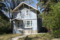 Character home in Old Nutana