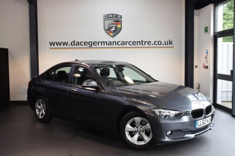2012 62 BMW 3 SERIES 2.0 320D EFFICIENTDYNAMICS 4DR 161 BHP DIESEL