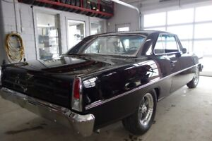 1967 Chevy II Two Door Sport Coupe
