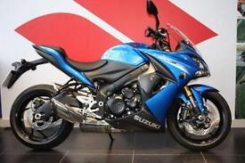 2016 SUZUKI GSX-S1000FA BLUE, BRAND NEW!