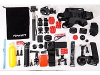 GoPro/action , sports camera Accessories bundle