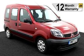2007(07) RENAULT KANGOO 1.6 AUTHENTIQUE AUTO ~ POWERED WINCH ~ WHEELCHAIR ACCESS