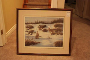 new signed print sale $579 0ff London Ontario image 4