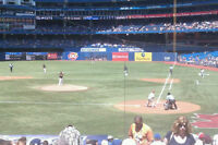Seattle at Jays Sunday May 23 Great seats 100 around home plate