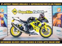 2007 K SUZUKI GSXR600 600CC 0% DEPOSIT FINANCE AVAILABLE