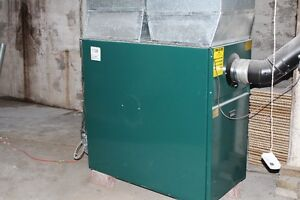 Newmac oil furnace for sale