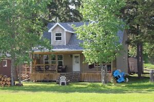 Newer 4 Bedroom Cabin at Indian Point - Turtle Lake! A Must See!