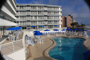 DAYTONA BEACH OCEAN FRONT -April 15 to 22- $700 US