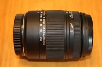 Sigma 18-250mm F3.5-6.3 DC MACRO OS HSM Lens for Canon Mount