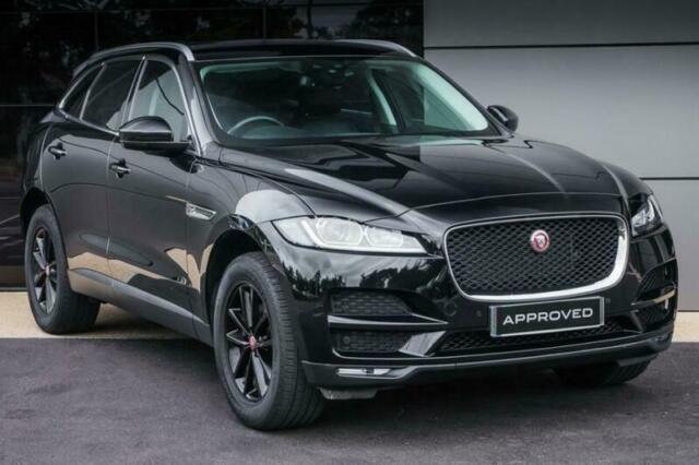 2017 Jaguar F Pace 2 0 I4 Diesel 180ps Prestige Awd In Poole Dorset Gumtree