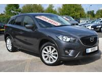 2013 Mazda Cx 5 2.2d Sport Nav 5dr 5 door Estate