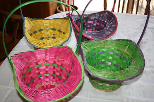 Easter Decor-  See all photos and ad for pricing
