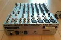 Behringer EURORACK MX 802A Mixer