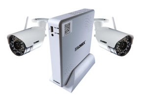 Lorex 2 Camera Surveillance Security System