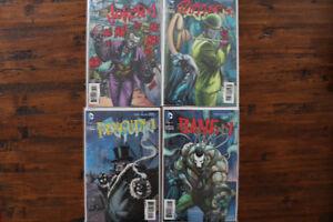 All New 52 Batman 3D comics