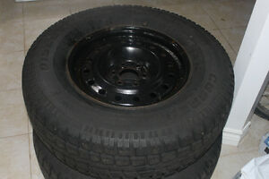 ALL SEASON 4 SET DISCOVERER TIRES FOR SALE!!!!!!!