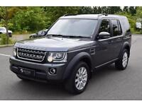 2014 LAND ROVER DISCOVERY 3.0 SDV6 COMMERCIAL XS 1D AUTO 255 BHP DIESEL