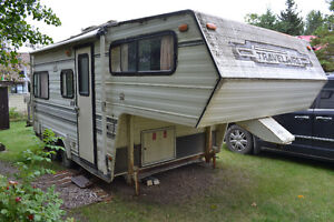 1988 Travelaire 5th wheel