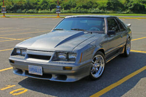 Custom 1984 Mustang GT Restomod