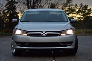 2014 Volkswagen Passat Comfortline (sports package) Sedan