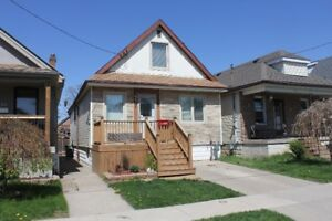 Amazing Fully Detached home for Rent in Hamilton's East End