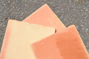 Mexican Saltillo Handmade Terracotta tile Kit