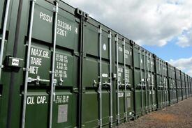 Warehouse and Container Storage