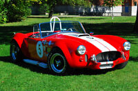 FORD SHELBY AC COBRA ET MUSTANG ACCESSOIRES