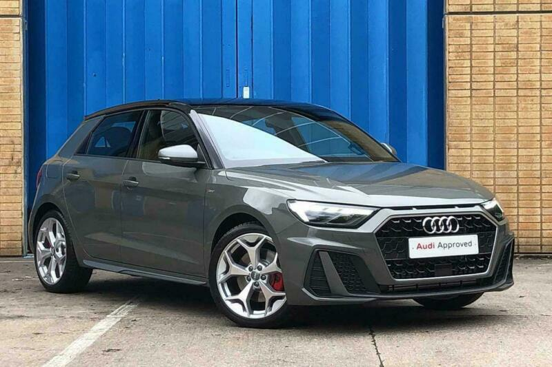 2019 Audi A1 Sportback S Line Competition 40 Tfsi 200 Ps S Tronic Petrol Grey S In Halesowen West Midlands Gumtree
