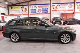 2010 10 BMW 3 SERIES 2.0 320D SE BUSINESS EDITION TOURING 5D 175 BHP DIESEL