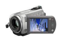 Sony DCR-SR42 30GB Hard Disk Drive Handycam Camcorder with 40xop